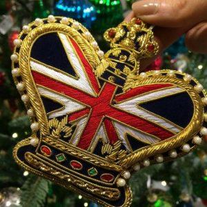 Christmas at Kent House Knightsbridge