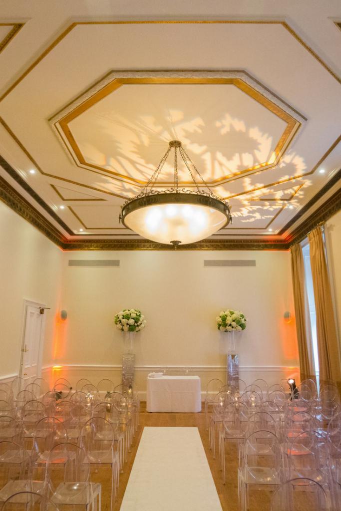 Rutland Room at Kent House Knightsbridge