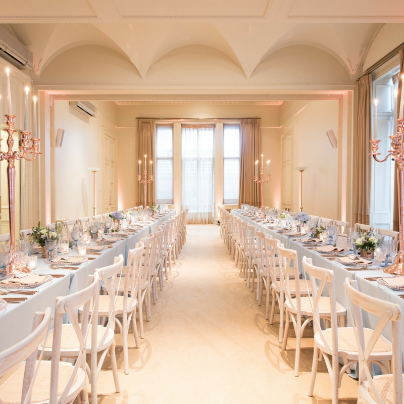An Exclusive London Wedding Venue